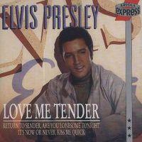 Cover Elvis Presley - Love Me Tender [1989]